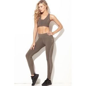 d3244d000bd964 Babalu Colombia Pants | Deep Taupe Active Two Piece | Poshmark